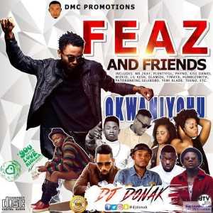 Dj Donak - Feaz & Friends Mix